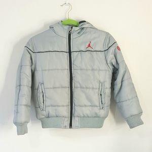 Nike Jordan Puffer Winter Coat